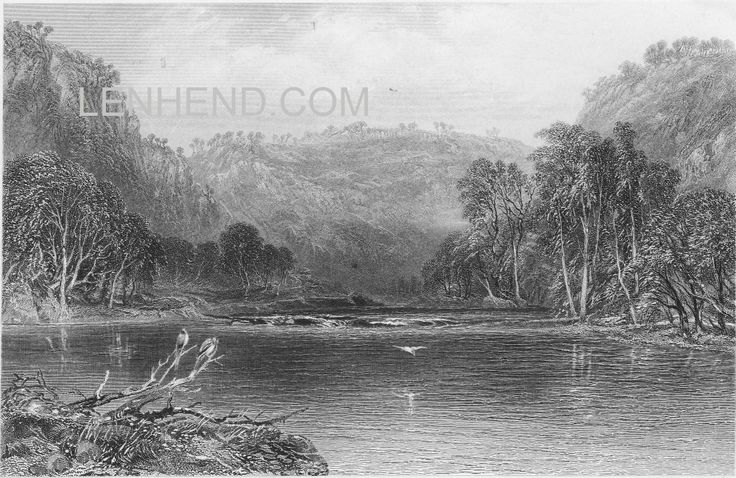 On The Cow Pasture River Was the source of the Nepean River above Penrith NSW