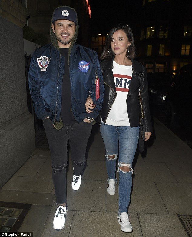 Lucy Mecklenburgh is arm in arm with Ryan Thomas  Lucy Mecklenburgh and Ryan Thomas laid the groundwork for a romantic Valentines Day as they stepped out for dinner in Manchester on Sunday evening.  The couple who met on reality show Celebrity Island were arm in arm following an intimate meal at former footballer Rio Ferdinands co-owned Italian restaurant Russo.  Sporting a casual white sweater over ripped jeans Lucy 26 opted for an understated look for her latest outing with soap star Ryan…