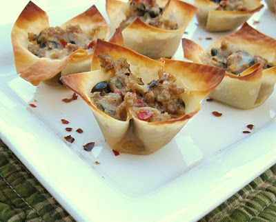 Hidden Valley Ranch Sausage Stars (The Perfect Appetizer)