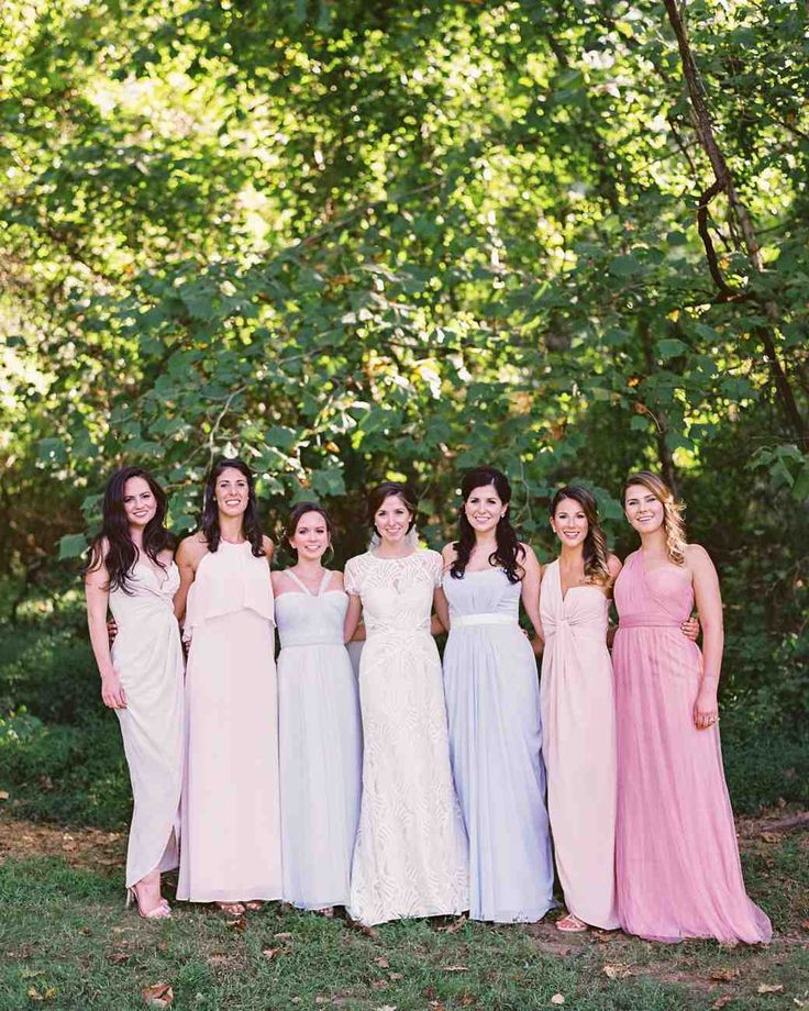 35 best Bridesmaids images on Pinterest | Weddings, Brides and ...