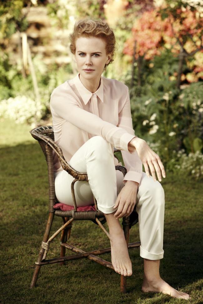 Nicole Kidman, a fair dinkum Aussie shelia!