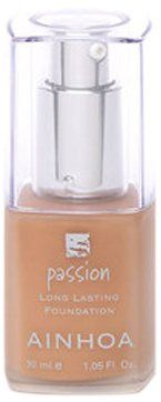 AINHOA Passion Long Lasting Foundation No.2, 1.05 Fluid Ounce. Long Lasting Foundation Nº2 for medium fair to medium skin is a liquid foundation which adapts perfectly to skin providing maximum comfort, hydration and protection. A smooth-as-silk liquid foundation for sheer coverage that can be built as required for professional coverage and offers a longwearing finish without the need for reapplying. By just applying a thin layer of our long lasting foundation perfect coverage can be...