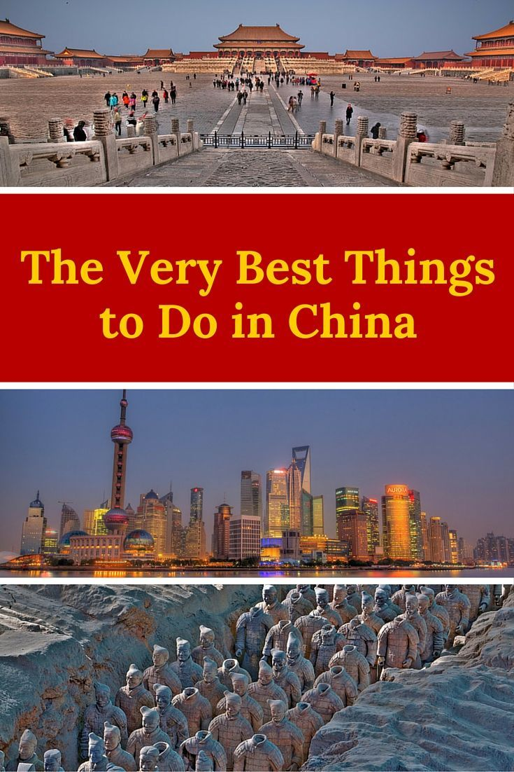 The Very Best Things To Do In China Truly Visit You Would Need A Lifetime But Here S List Of What We Loved And Think Were