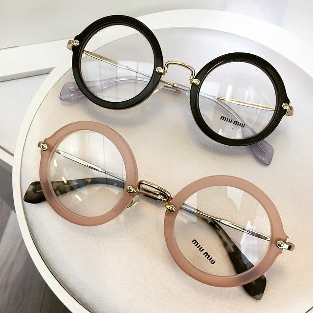 Miu Miu glasses