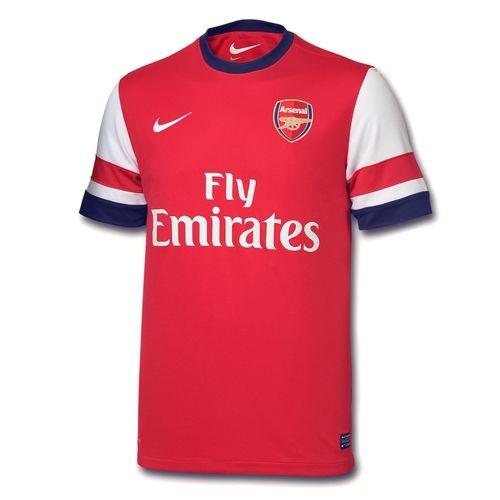 Equuipación Arsenal 2012-2013