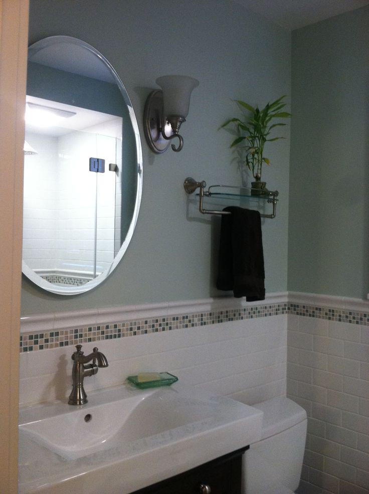 The Finished Bathroom 5 Small Bathroom Design Ideas Pinterest Bathroom Designs Small
