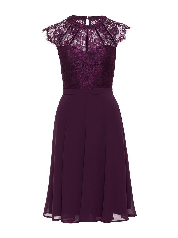 Take A Chance Dress | Amethyst | Lace Dresses