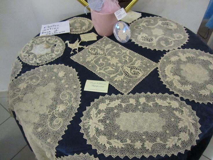 Italian Crochet Lace: Trina di Orvieto