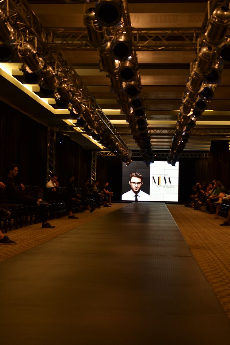 (X)S.M.L at Men's Fashion Week 2013 - Plaza Indonesia