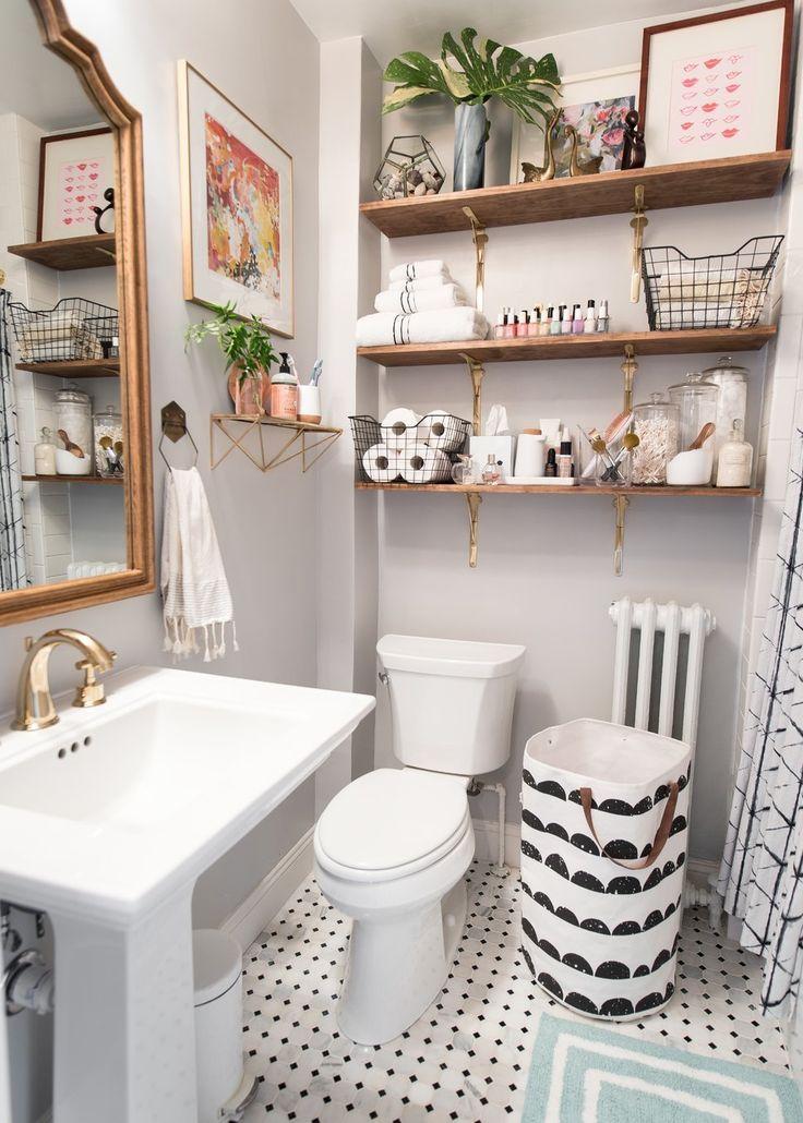 20 Bathroom Designs And Decoration Ideas Kleines Badezimmer