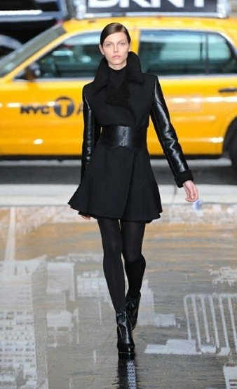 all black for winter