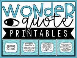 Image result for wonder by RJ palacio + bulletin board