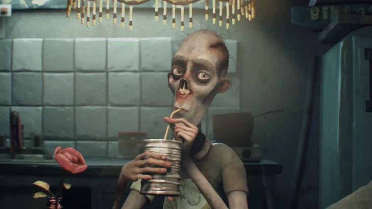 Less Than Human on Vimeo