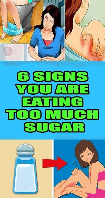 6 Essential Indicators You're Consuming Too A lot Sugar