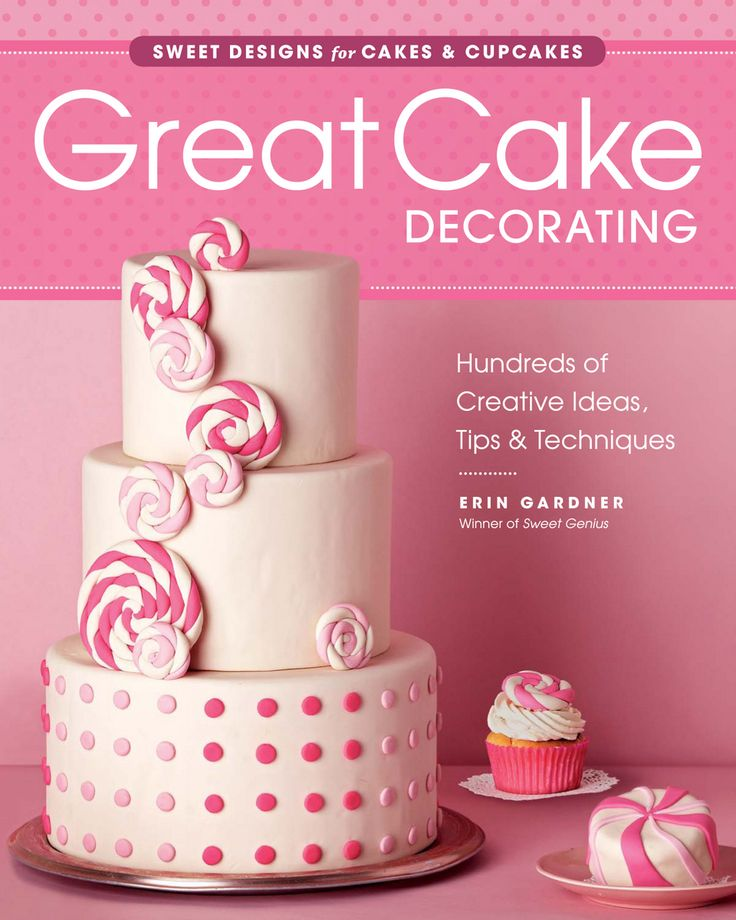 Best Advanced Cake Decorating Books : 318 best All about BAKING BOOKS by Dulce Edrress images on ...