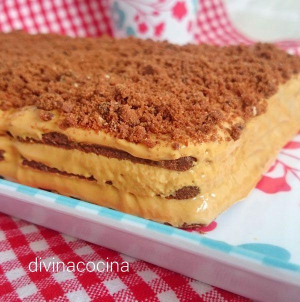 Esta receta de chocotorta argentina se prepara con galletas de chocolate y una mezcla de queso y dulce de leche. La elaboración es muy sencilla.