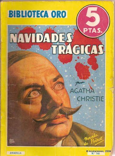 Navidades Trágicas. Molino. Biblioteca Oro (2). 146. 1940