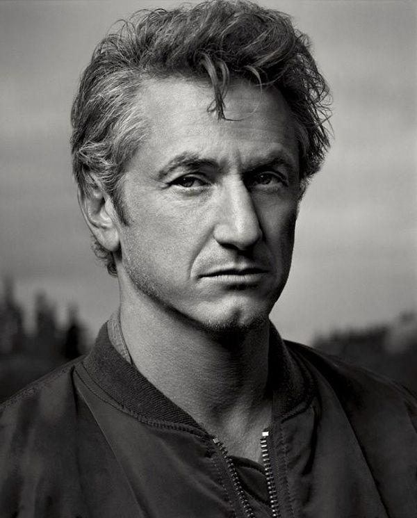 Sean Penn by Makr Seliger