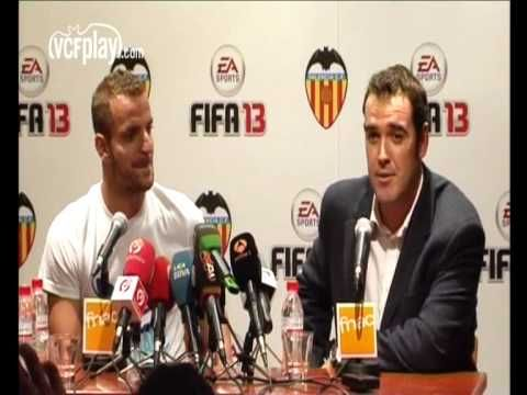 FIFA 13 - Presentación con Roberto Soldado en Fnac Valencia