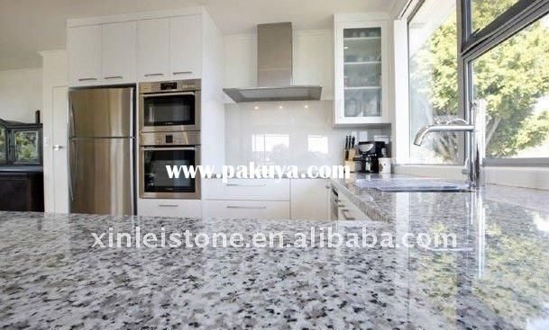 New Countertops Majestic White Sensa Granite Kitchens