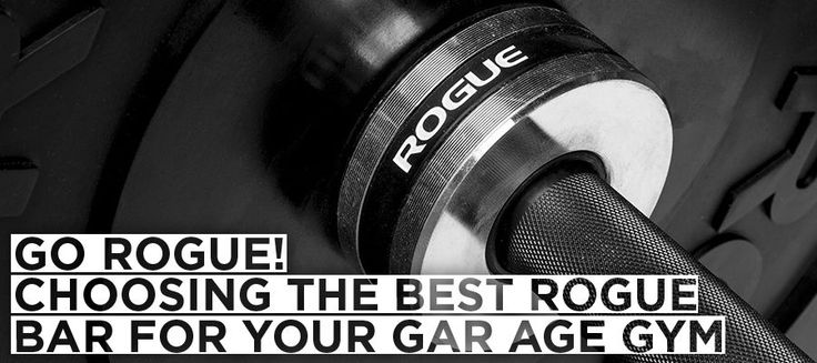 Barbell.. https://garagegymplanner.com/rogue-bars-comprehensive-buying-guide/