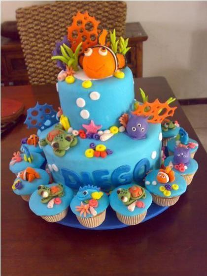 for a Nemo theme party