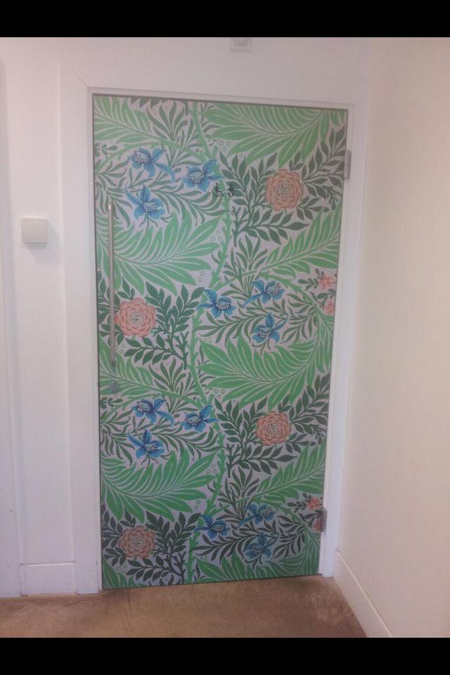 Door for bathroom?