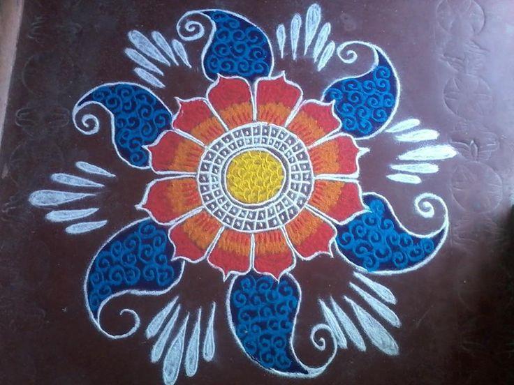 Mehndi Designs Rangoli : Mehndi designs kolam makedes