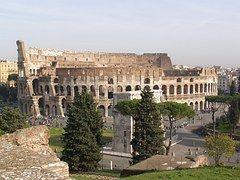 Anfiteatro, Roma, Resumen