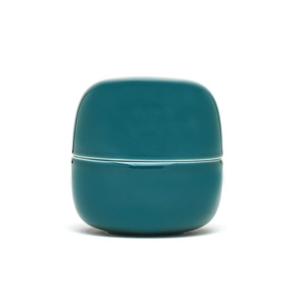 Bellino Storage Jar Dark Green Small