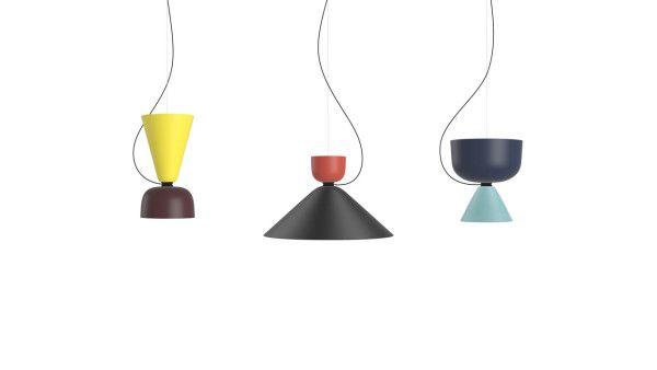 Alphabeta lamp by Luca Nichetto for Hem