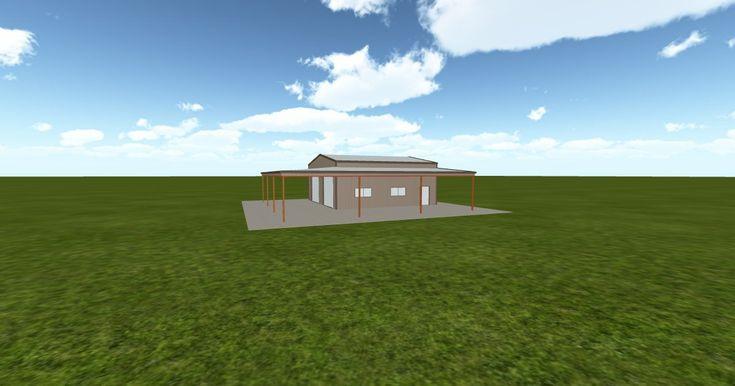 Cool 3D #marketing http://ift.tt/2DR2t89 #barn #workshop #greenhouse #garage #roofing #DIY
