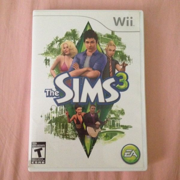 For Sale: The Sims 3 For The Wii for $15