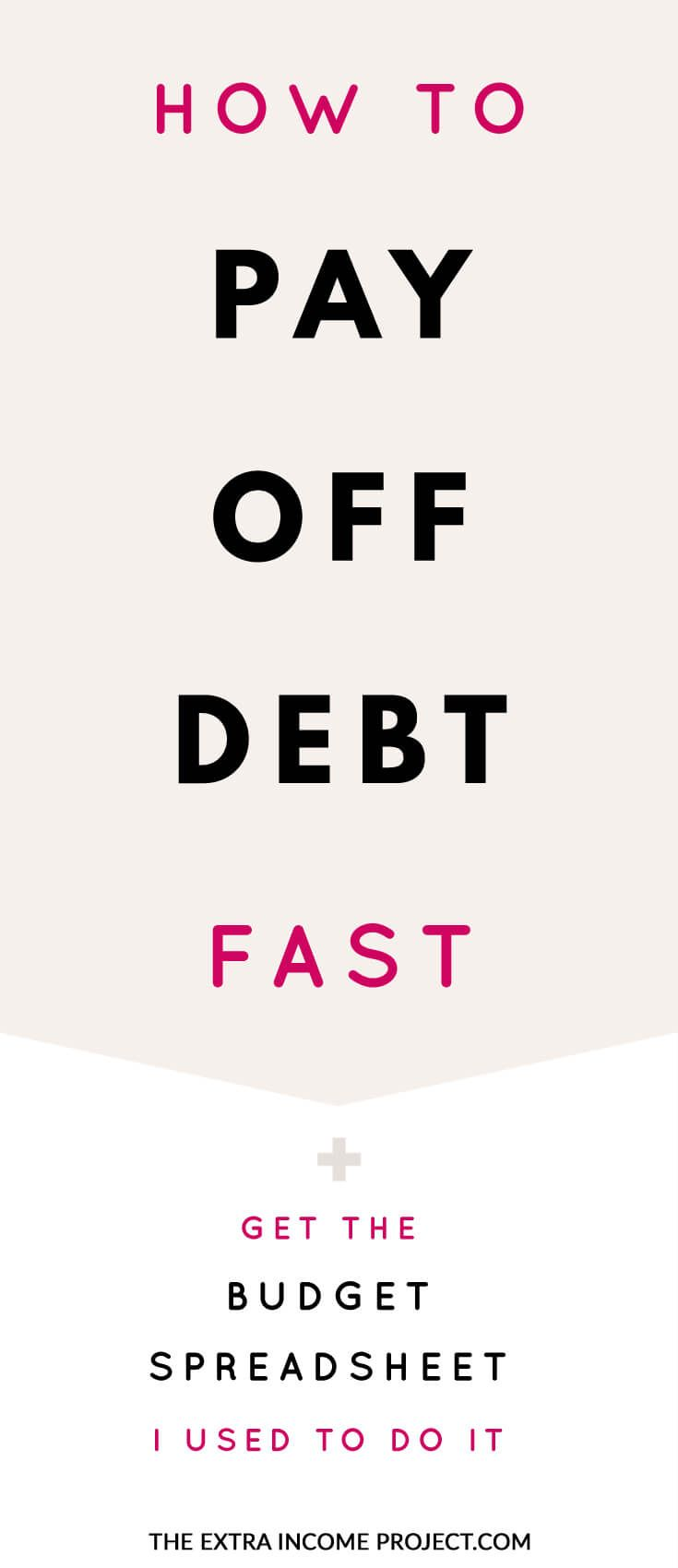 Debt. It's something we all experience at some point in our lives. If you want to pay off debt quickly this article provides useful debt…
