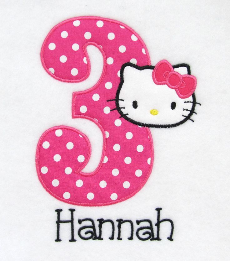 PERSONALIZED SHIRT BIRTHDAY Shirt Hello Kitty Pink by cuteasme, $14.00