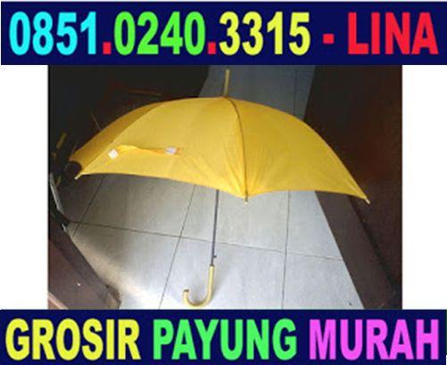 Jual Payung Golf Promosi Murah Gresik - 0851.0240.3315