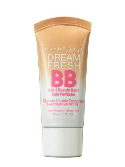 For blotchiness/uneven ton: Maybelline New York Dream Fresh BB Sunscreen