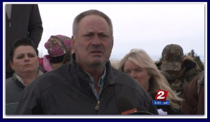 Oregon Standoff: Harney County Fire Chief Resigns... No longer Trusts The Local Government! (Video)