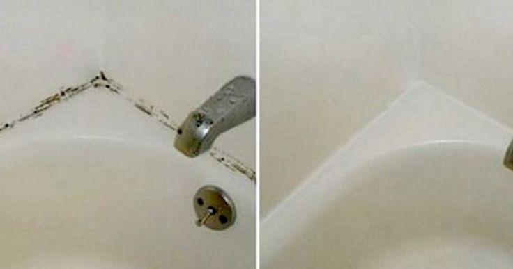 Schimmel in de badkamer