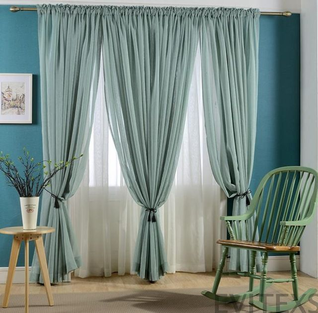 25 Best Ideas About Cortinas Modernas Para Sala On