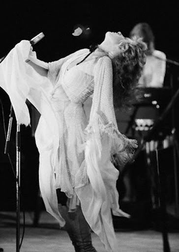 """Stevie Just like a white winged dove.  My            """" mommy's"""" favorite icon. I miss her so much!! Every time I here Stevie's songs come on I blast them and tears come :("""