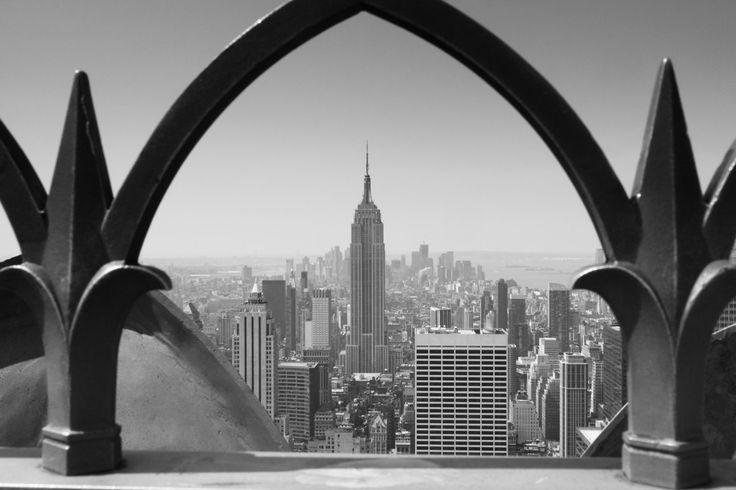 View From the Top of the Rock - Jeff Clarke :: Photography