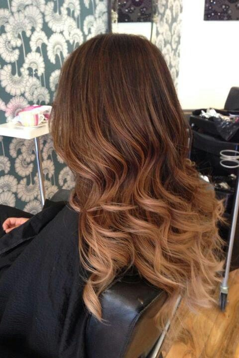 brown ombre balayage ombre hair pinterest my hair. Black Bedroom Furniture Sets. Home Design Ideas
