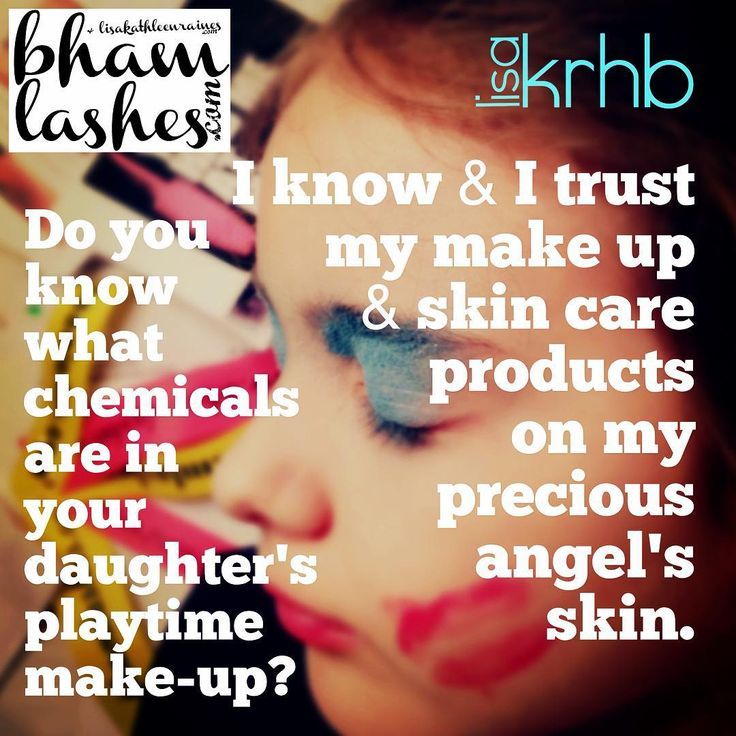 I know & I trust my makeup & skin care products. My twin daughters are autistic. Meaning they are basically allergic within their bodies to so many unknowns. So eliminating as many toxic chemicals is very important. I wouldn't wear or share Younique unless I fully researched & can say I stand behind what they do. Protect yourself, your family & have multiple sources of income.  https://www.youniqueproducts.com/bhamlashes #autism #cheer #dancemoms #dance #pageant #bhamlashes #bham #lashes