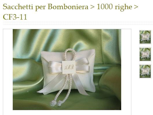 Bomboniere -  l'e-commerce dove acquistare le migliori e più preziose bomboniere per il tuo matrimonio, la tua laurea, il battesimo. http://www.sacchettibomboniere.com