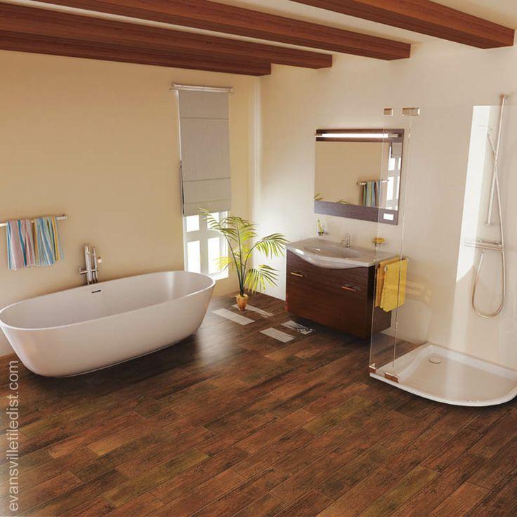 Tile That Looks Like Wood In Bathroom 22 best wood look ceramic tile images on pinterest   flooring