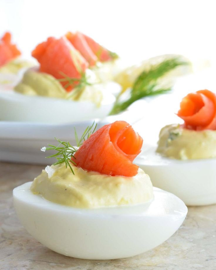 18 Eggcellent Ways to Make Deviled Eggs from Parade Magazine; thanks ...