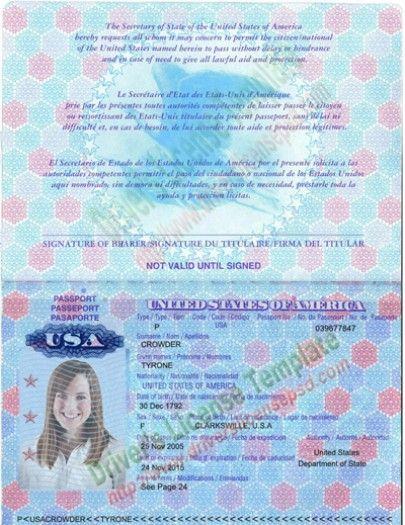 drivers license - fake drivers license