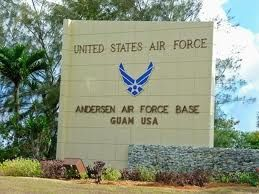 Anderson AFB Guam March 92- March 93 worked with some awesome folks at the fire department!!!!