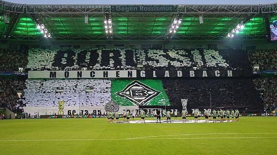 Borussia Mönchengladbach stürmt mit Gala in die Champions League
